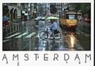 Igno Cuypers  -  Amsterdam Weather - Postkaart -  AU0604-1