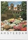 Tim Killiam (1947-2014)  -  Flower Stall on the Prinsengracht, Amsterdam - Postkaart -  AU0638-1