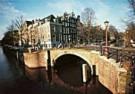 Tim Killiam (1947-2014)  -  Reguliersgracht, Amsterdam - Postkaart -  AU0639-1