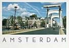 Pieter van Gaart  -  Magere Brug - Postkaart -  AU0649-1