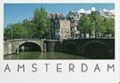 Tim Killiam (1947-2014)  -  Corner Keizersgracht/Reguliersgracht - Postkaart -  AU0697-1