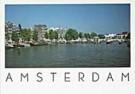 Tim Killiam (1947-2014)  -  Amstel River - Postkaart -  AU0698-1