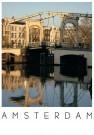 Igno Cuypers  -  Magere Brug: ochtendlicht, Amsterdam - Postkaart -  AU0709-1