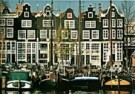 Sjoerd van der Zee (1956)  -  Zandhoek, Amsterdam - Postkaart -  AU0712-1