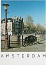 Tim Killiam (1947-2014)  -  Corner Reguliersgracht / Keizersgracht - Postkaart -  AU0726-1