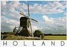 Igno Cuypers  -  Green Windmill, Kockengen - Postkaart -  AU0757-1