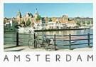 Tim Killiam (1947-2014)  -  Centraal Station, Amsterdam - Postkaart -  AU0800-1