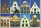 Tim Killiam (1947-2014)  -  Dutch Gable-Types: 8 Basic Types - Postkaart -  AU0820-1