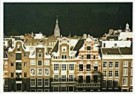 Igno Cuypers  -  Sunlight on the facades of Amsterdam's Rokin, just - Postkaart -  AU0834-1