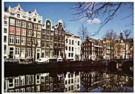Igno Cuypers  -  Keizersgracht, Amsterdam - Postkaart -  AU0861-1