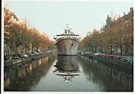 Tim Killiam (1947-2014)  -  CanalCruiseship, Surprising Holland - Postkaart -  AU1006-1
