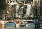 Igno Cuypers  -  Telephoto shot on the Keizersgracht, Amsterdam / - Postkaart -  AU1021-1