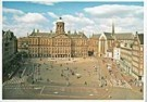 Tim Killiam (1947-2014)  -  Dam Square, Amsterdam - Postkaart -  AU1023-1