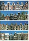 Tim Killiam (1947-2014)  -  Dutch gables : 4 Rows of Canal Houses, Amsterdam - Postkaart -  AU1027-1