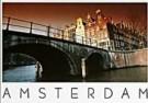 Tim Killiam (1947-2014)  -  Keizersgracht Bridge by the Leidsegracht - Postkaart -  AU1034-1