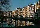 Igno Cuypers  -  Morning on the Singel, Amsterdam - Postkaart -  AU1048-1