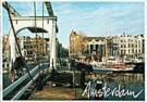 Igno Cuypers  -  Ochtendlicht op de Magerebrug - Postkaart -  AU1056-1