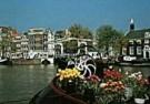Tim Killiam (1947-2014)  -  Amstel Flowers, Amsterdam - Postkaart -  AU1079-1