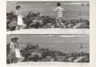 Sakamoto,  -  Zelfportret - Postkaart -  B0045-1