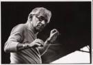Vincent Mentzel (1945)  -  Mentzel/ Leonard Bernstein - Postkaart -  B0225-1