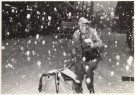 Edward Roussou  -  Sneeuw 5 - Postkaart -  B0749-1