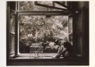 Jan Saudek (1935)  -  (child in window)  (kl) - Postkaart -  B0759-1