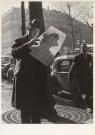 Sem Presser (1917-1986)  -  Presser/Place de l'Opera - Postkaart -  B1098-1
