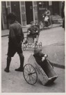 Sem Presser (1917-1986)  -  Home-made vehicle, Amsterdam, 1935 - Postkaart -  B1103-1