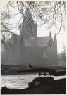 Aart Klein (1909-2001)  -  Kerk 'Willebrordus Buiten de Veste' (thans bejaard - Postkaart -  B1234-1