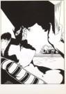 Theo v.d. Boogaard (1948)  -  Th.vdBoogaard/ Untitled - Postkaart -  B1276-1