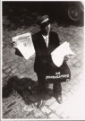 Sem Presser (1917-1986)  -  S.Presser/Krantenventer. - Postkaart -  B1898-1