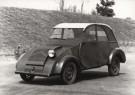 Citroen  -  Een paralu op wielen-Citroen - Postkaart -  B1905-1