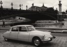 Citroen  -  Citroen DS 19, 1963 / Grand Palais a Paris - Postkaart -  B1909-1