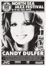 North Sea Jazz Festival, North -  Candy Dulfer / North Sea Jazz Festival affiche 199 - Postkaart -  B1954-1