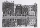 Geerart Reijmers  -  Kloveniersburgwal 99-107 - Postkaart -  B2578-1