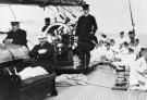 Anoniem  -  Keizer Wilhelm II op Meteor - Postkaart -  B2602-1