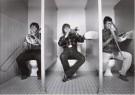 David Hornback (1962)  -  D.Hornback/Bathroom Trio - Postkaart -  B2616-1