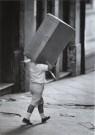 David Hornback (1962)  -  Boxhead - Postkaart -  B2617-1