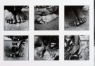 Venus Veldhoen (1968)  -  Voeten India - Postkaart -  B2776-1