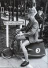 Henk  Blansjaar (1910-1981)  -  Kinderverkeerstuin, 1957 - Postkaart -  B2805-1