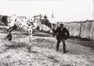 A. Bijnen (1870-1938)  -  Circus Oscar Carre in Breda, augustus 1905 - Postkaart -  B2853-1