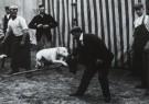 A. Bijnen (1870-1938)  -  Circus Oscar Carre in Breda, augustus 1905 - Postkaart -  B2854-1