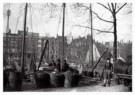 George H. Breitner (1857-1923) -  Haringvliet - Postkaart -  B2962-1