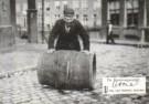Anoniem,  -  Amsterdamse Jodenbuurt ca.1900 - Postkaart -  B3082-1