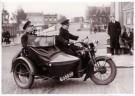 Spaarnestad Fotoarchief,  -  Megafoon - Postkaart -  B3252-1