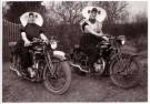 Spaarnestad Fotoarchief, - Zeeuws meisje - Postkaart - B3276-1