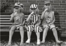 Oda Akkermans  -  Drie kleine kleutertjes - Postkaart -  B3359-1