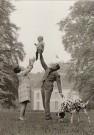 Max Koot (1917-1991)  -  Prinses Beatrix, Prins Claus en Willem-Alexander - Postkaart -  B3371-1