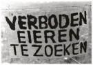 Ben van Eck  -  Uitnodiging, 1975 - Postkaart -  B3404-1