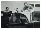 P.J.Bosman  -  Autobedrijf Pouwels, Alkmaar, ca. 1966 - Postkaart -  B3527-1